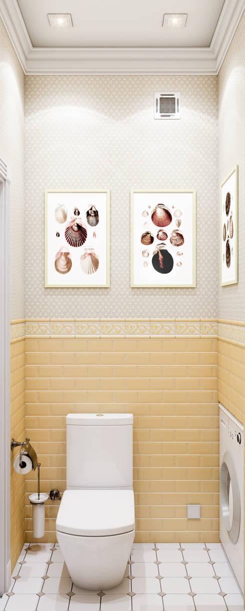 The way of living.: Ванные комнаты в . Автор – Marina Sarkisyan