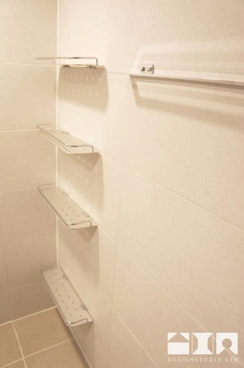 목동우성 아파트 리모델링 : DESIGNSTUDIO LIM_디자인스튜디오 림의  욕실
