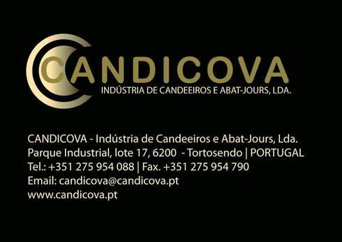Apresentação Projectos:   por Candicova Indústria de Candeeiros e Abat-jours Lda.