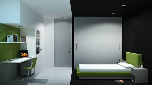 PININFARINA: Recámaras de estilo moderno por minimum arquitectura