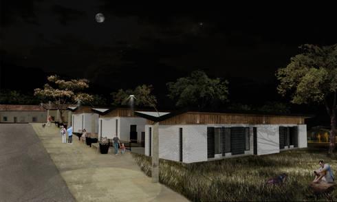 PARQUE EDUCATIVO SOPETRAN – ANTIOQUIA – COLOMBIA: Escuelas de estilo  por TPR ARQUITECTOS