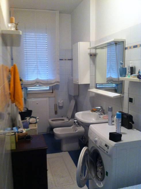 Ванные комнаты в . Автор – cristina mecatti interior design