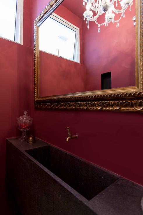 浴室 by Tria Arquitetura