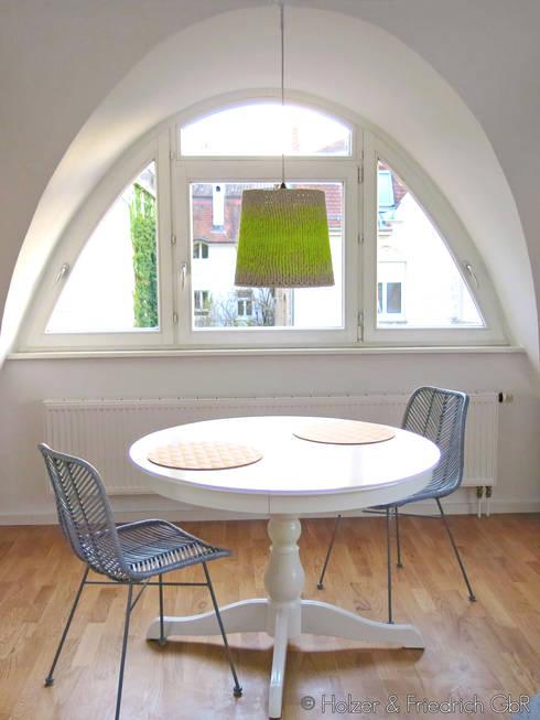 Apartment S03:  Esszimmer von Holzer & Friedrich GbR