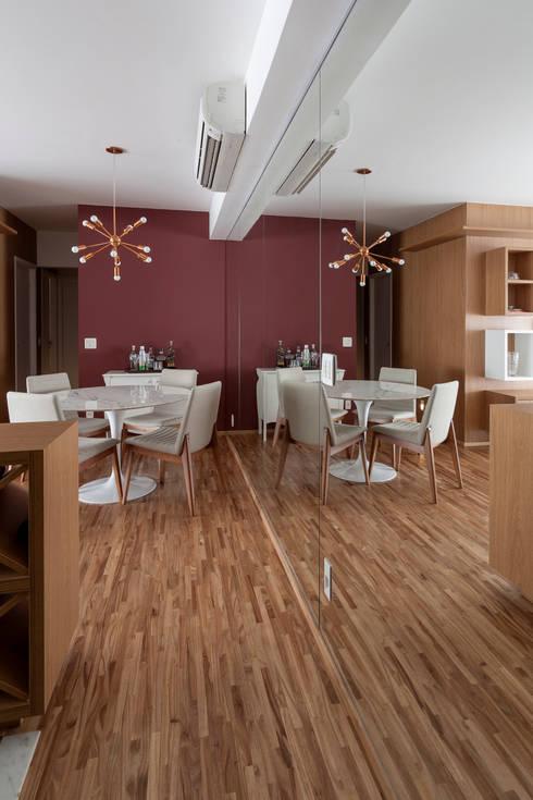 Ruang Makan by Tria Arquitetura