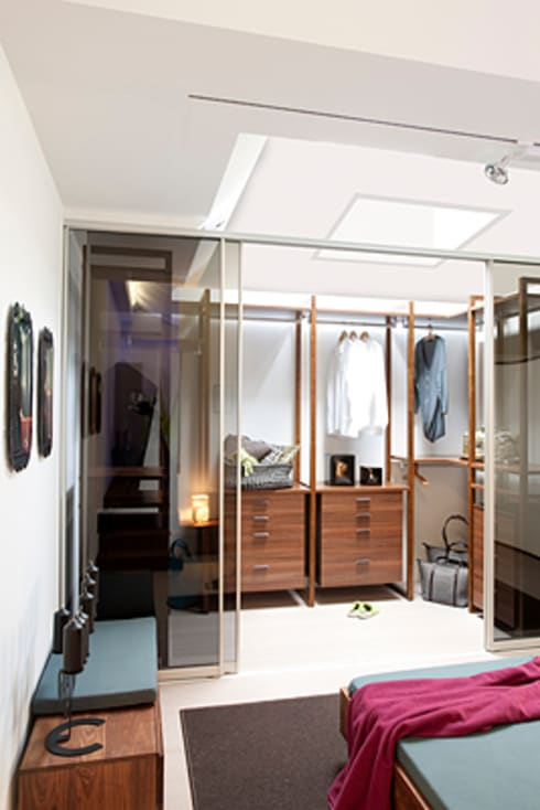Schlafzimmer: moderne Schlafzimmer von Böhm-Mitsch GmbH