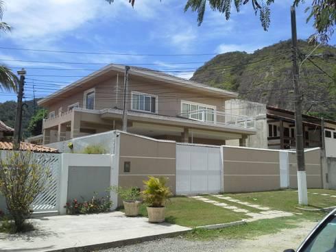 Residência:   por Architelier Arquitetura e Urbanismo
