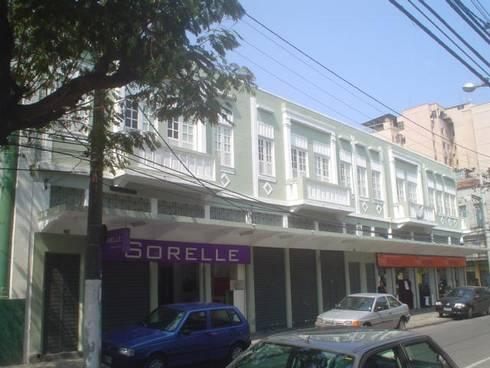 Reforma de Edifício Tombado:   por Architelier Arquitetura e Urbanismo