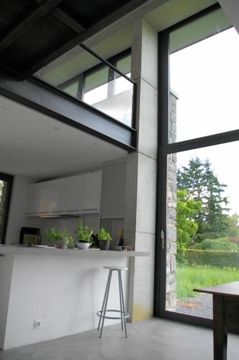 minimalistische Keuken door ARTERRA