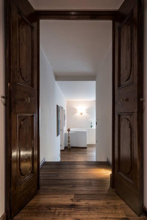 Gang en hal door Melissa Giacchi Architetto d'Interni