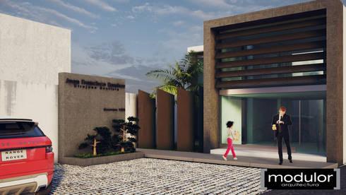 Proyecto BioDental Clinic: Clínicas / Consultorios Médicos de estilo  por Modulor Arquitectura