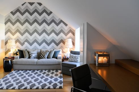 Interiores: Casa  por DESISTART