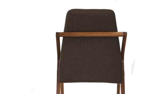 Silla Boomerang: Hogar de estilo  por Breuer