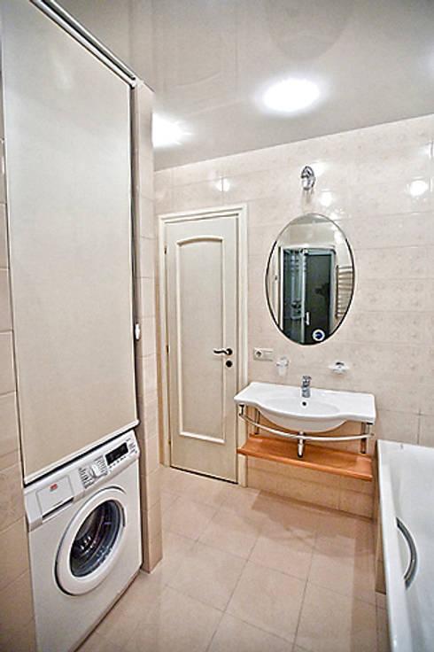 Designer Olga Aysina의  화장실