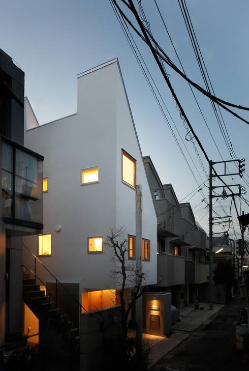 Houses by アトリエ スピノザ