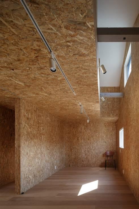 Projekty,  Pokój dziecięcy zaprojektowane przez アトリエ スピノザ