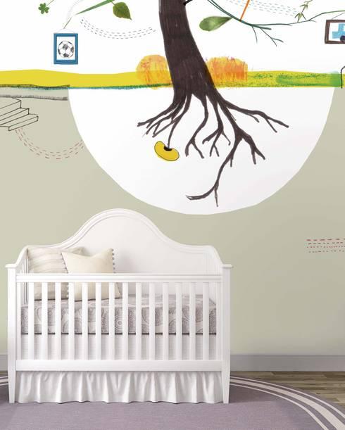 HF044-Natural Park:   por House Frame Wallpaper & Fabrics