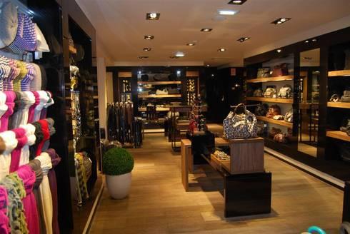 Tienda 2: Oficinas y tiendas de estilo  por EDF