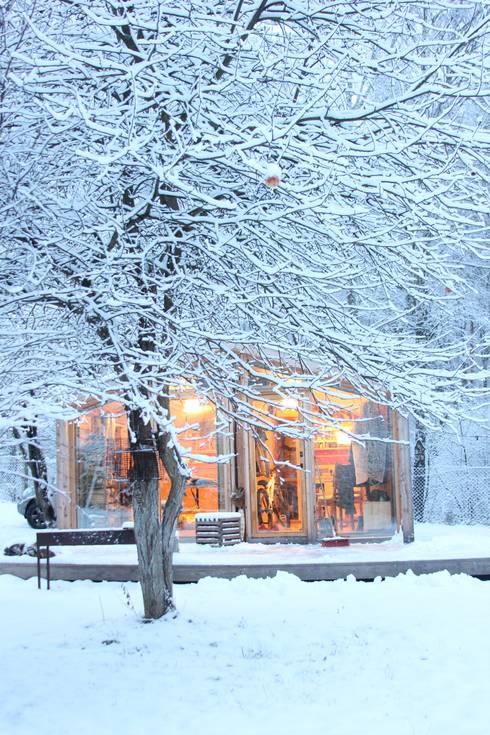 by BIO - architectural Bureau of Ivan Ovchinnikov