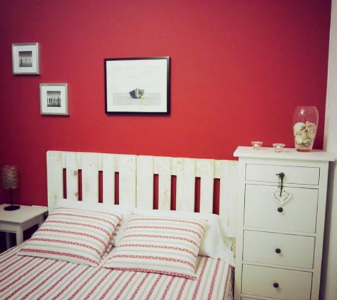Cabeceros hechos con palets de mind made muebles hechos - Cabeceros hechos con palets ...