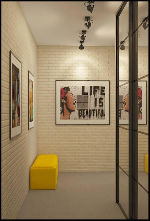 Koridor dan lorong by Alexander Krivov
