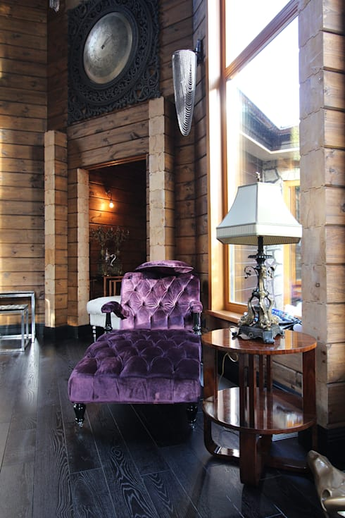 Salas de estilo  por Orkun İndere Interiors