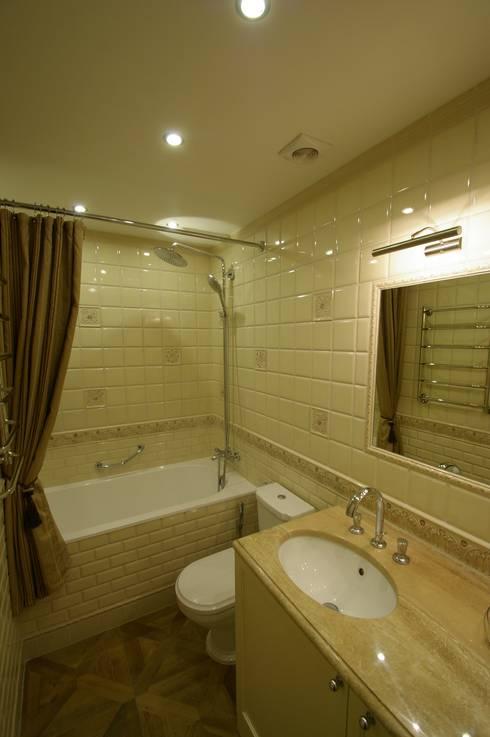Санузел : Ванные комнаты в . Автор – Alexander Krivov