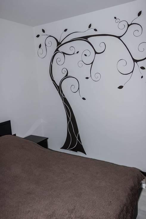 Bedroom by SOROCHAN ART DESIGN