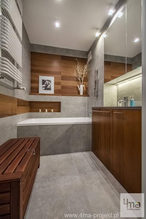 Baños de estilo  por 4ma projekt