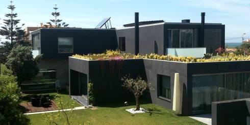Casa DP: Casas modernas por PeC Arquitectos