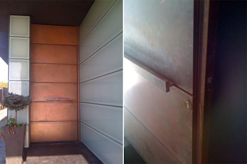 Casa DP: Janelas   por PeC Arquitectos