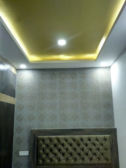 KUNAL REMEDIES:  Office spaces & stores  by Studio Interiors Infra Height Pvt Ltd