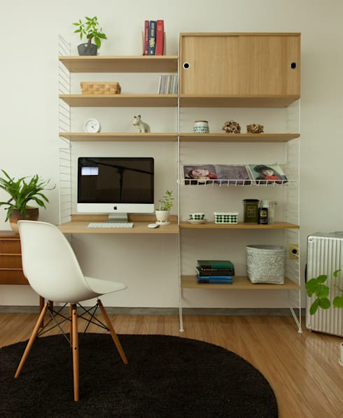 Living room by greeniche