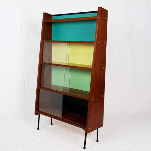 etag res rangements biblioth ques par perlapatrame homify. Black Bedroom Furniture Sets. Home Design Ideas