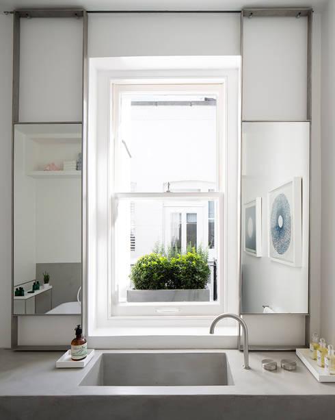 modern Bathroom by Ardesia Design