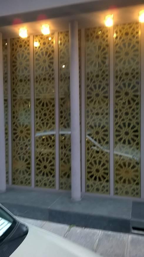 Façade du Restaurant/Hammam \