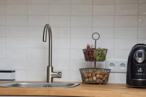 Cozinhas escandinavas por DreamHouse.info.pl