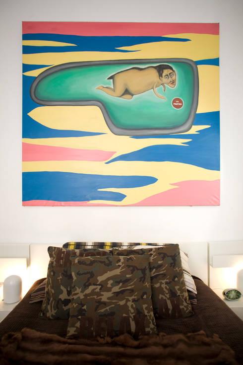 臥室 by Las Coleccionistas