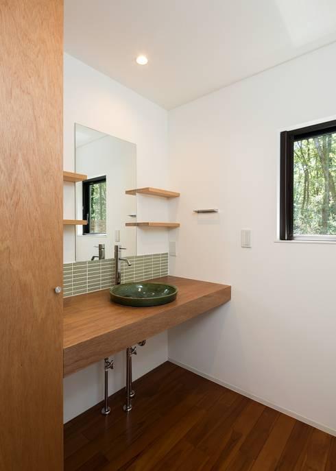 Unico design一級建築士事務所의  욕실