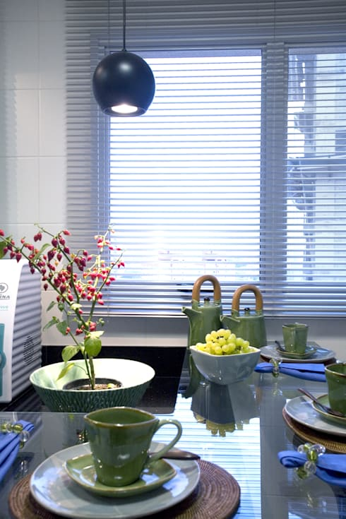 Adriana Scartaris design e interiores의  주방