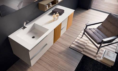 Arredo bagno ordine e design per un ambiente di vero - Gran tour bagno ...