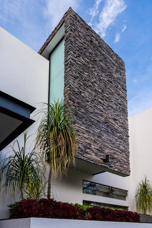 Casas de estilo  por aaestudio
