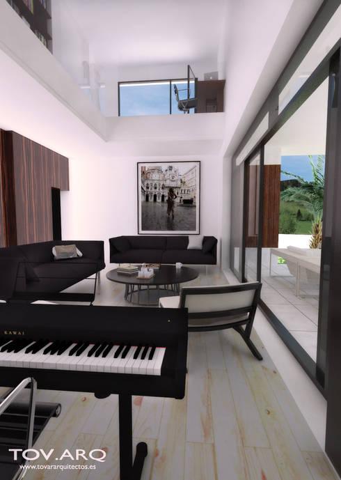 Casa puerta beliba de tov arq estudio de arquitectura y - Estudio de arquitectura y urbanismo ...