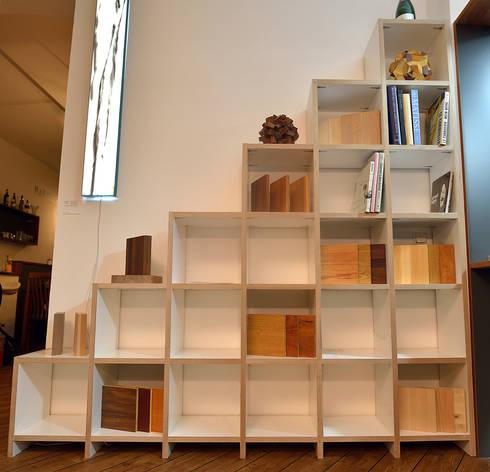 regale boards von format homify. Black Bedroom Furniture Sets. Home Design Ideas