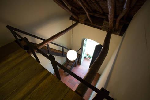 Altillo: Oficinas y Tiendas de estilo  por SDHR Arquitectura