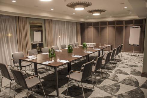 Hotel Bristol, a Luxury Collection Hotel, Warsaw: Sala de estar  por Ferreira de Sá
