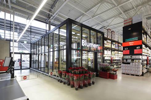 von profis f r profis neuer c c markt von hamberger in berlin er ffnet von kramer gmbh i. Black Bedroom Furniture Sets. Home Design Ideas