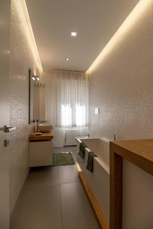 Badkamer door Bartolucci Architetti