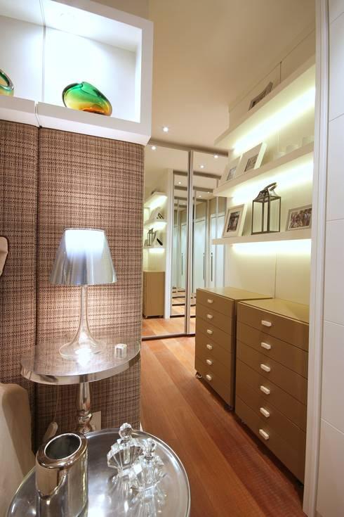 Habitaciones de estilo  por MeyerCortez arquitetura & design