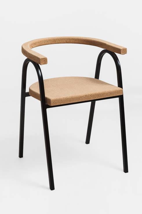 Cadeira  CCK-SD101: Sala de jantar  por Creative-cork